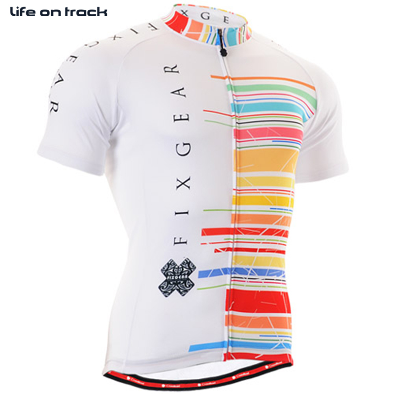 Men Cycling Jersey Clothing Outdoor Sportful Skins Compression Tights For Men Fitness With Short Sleeve Top Sportswear 2015(China (Mainland))