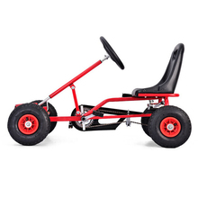 Wholesale 4 Wheels Mountain Bicycle Children Rally Speed Car Kids Go Kart Fit 5-12years(China (Mainland))