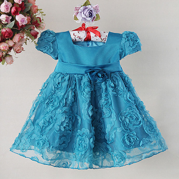 Платья Для Маленьких Девочек С Доставкой