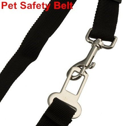 Adjustable Car Seat Safety Belt For Pet Cat Dog-DH655