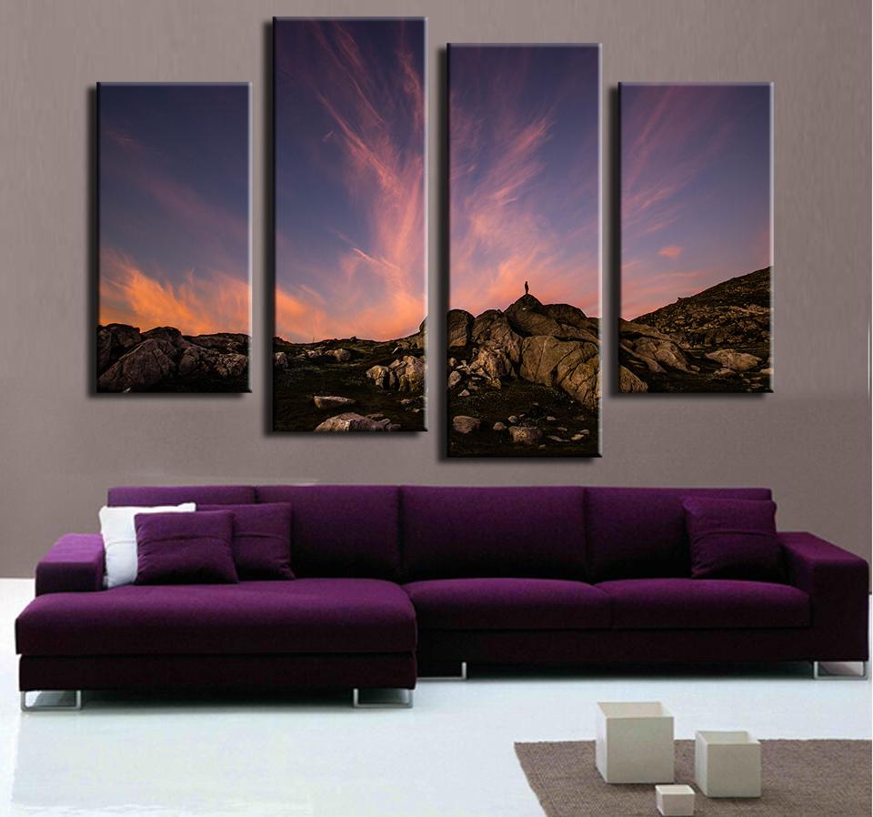 Slaapkamer meubels land huisstijl - Kleur kamer volwassen foto ...