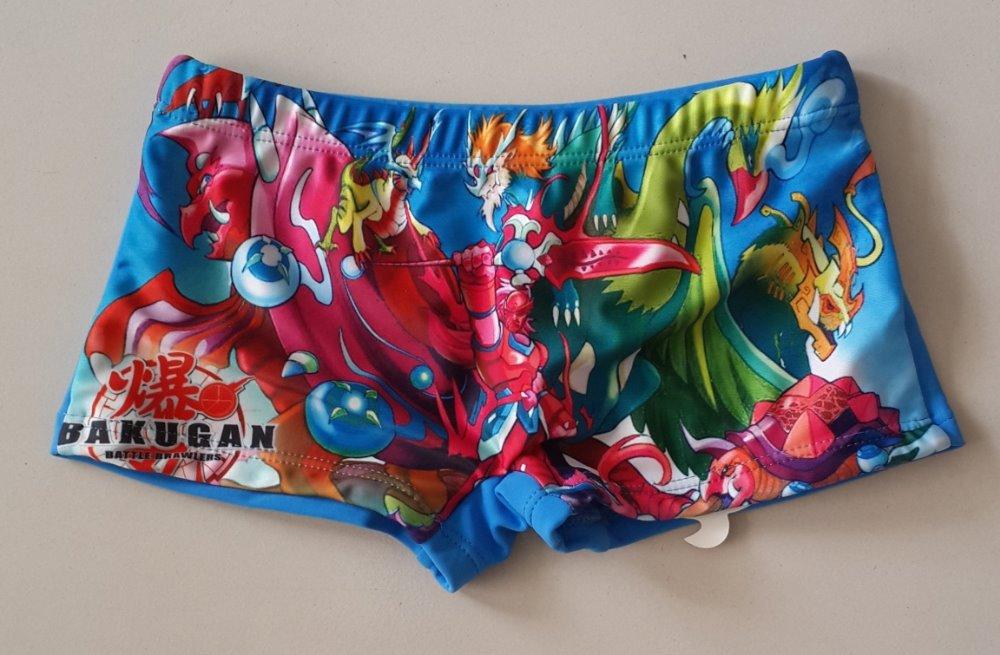 2015 new best fashion design children swimwear summer cool cute cartoon swimsuit swim trunks boys - The goddess of fortune store