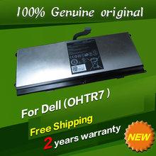 Free shipping CN-075WY2 NMV5C OHTR7 Original laptop Battery For DELL XPS 15Z-L511X L511z 15Z-L511Z SERIES