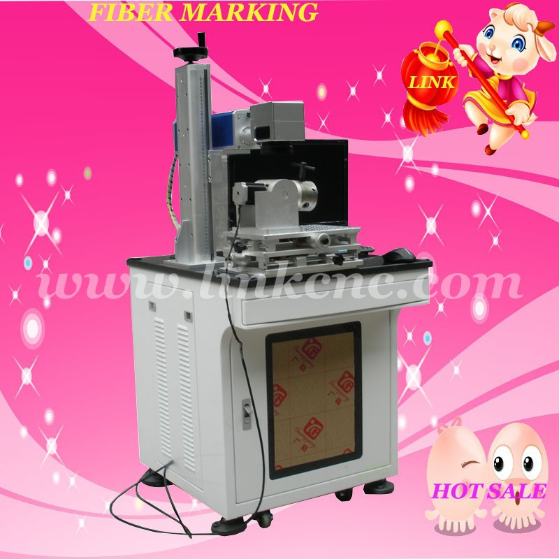 LINK optical fiber laser marking machine / fiber laser marking system(China (Mainland))