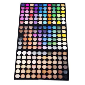1 set180 Color EyeShadow Palette Makeup Mineral Color Eye Shadow Powder Neutral