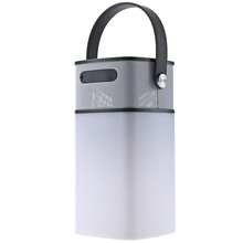 Portable Outdoor Wireless Bluetooth Speaker Multifunction Super Bass Music Player with LED Camping Lantern Light Speaker(China (Mainland))
