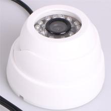 High Quality 1080P AHD Camera New IR Night Vision Indoor 3.6mm 4mm 6mm 8mm lens ABS Dome Surveillance CCTV Digital Camera J469b(China (Mainland))