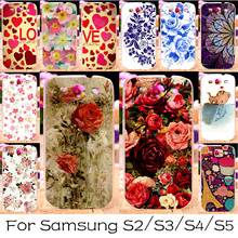 Buy Silicone OR Plastic Mobile Phone Case Samsung Galaxy I9300 I9500 I9600 S2 S3 S4 S5 GT-I9300 GT-I9500 G900 G900A Cover S3 Neo for $1.78 in AliExpress store