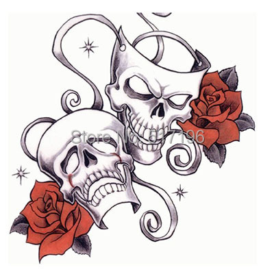 free tattoo flash of skulls collar bone tattoos pain tribal sun moon tattoo designs. Black Bedroom Furniture Sets. Home Design Ideas