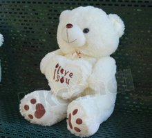 cheap hearts teddy bear