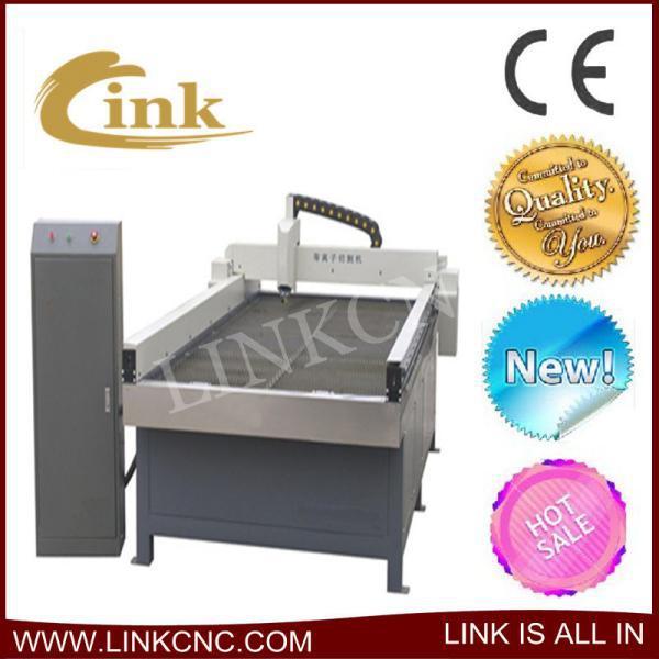 High technology!! 5mm stainles steel cnc plasma cutting machine 1325(China (Mainland))