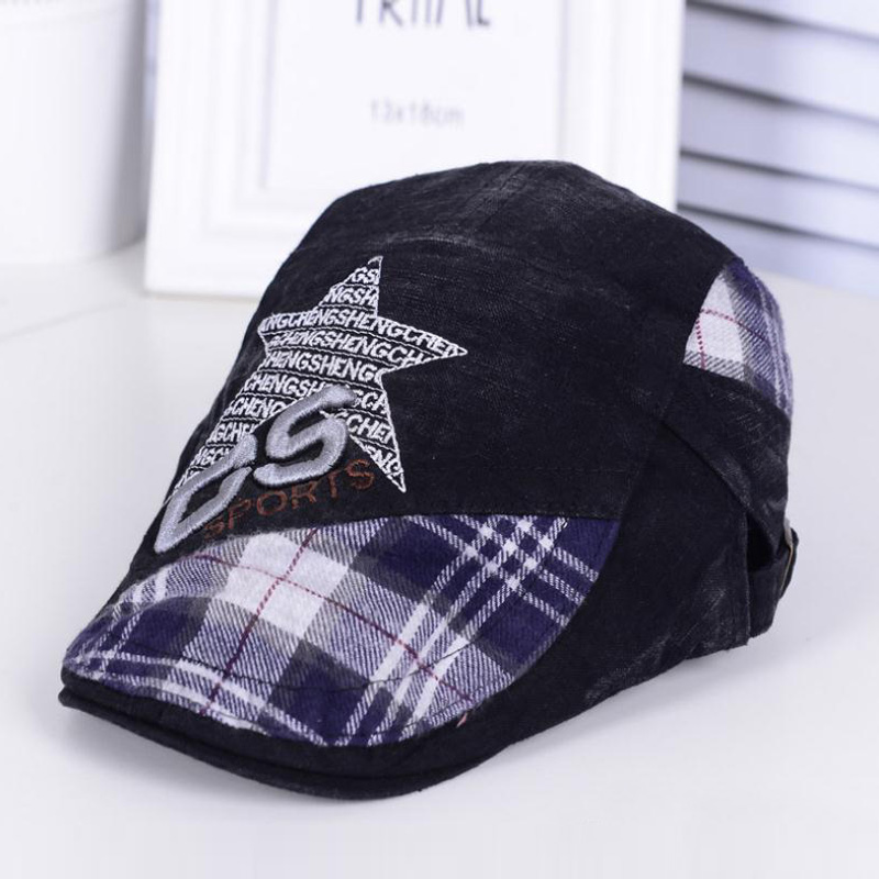 5~10 Years Old Baby Caps Winter Hats for Children Berets Boina casquette gorras planas Z-1543()
