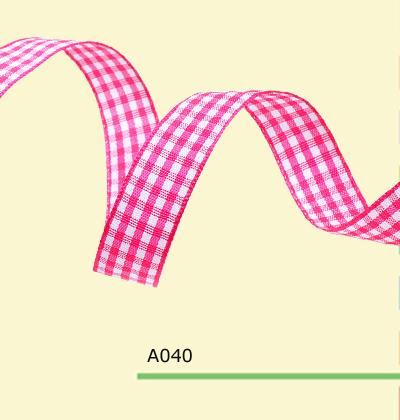 3 8 Inch 9 mm or 10 mm font b tartan b font ribbon
