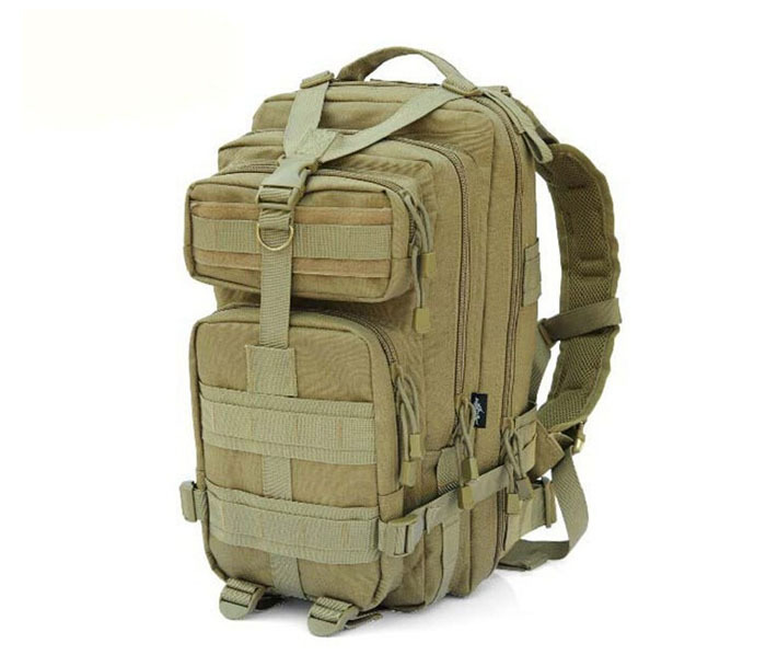 Outdoor Military Tactical Backpack Camping Hiking Bag Trekking Sport Rucksacks 30PCS lot