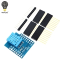 DHT11 Pro Shield for D1 mini DHT11 Single bus digital temperature and humidity sensor module sensor