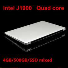 14inch laptop ultrabook notebook computer 4GB DDR3 500GB USB 3.0 J1900 Quad core WIFI HDMI webcam(China (Mainland))