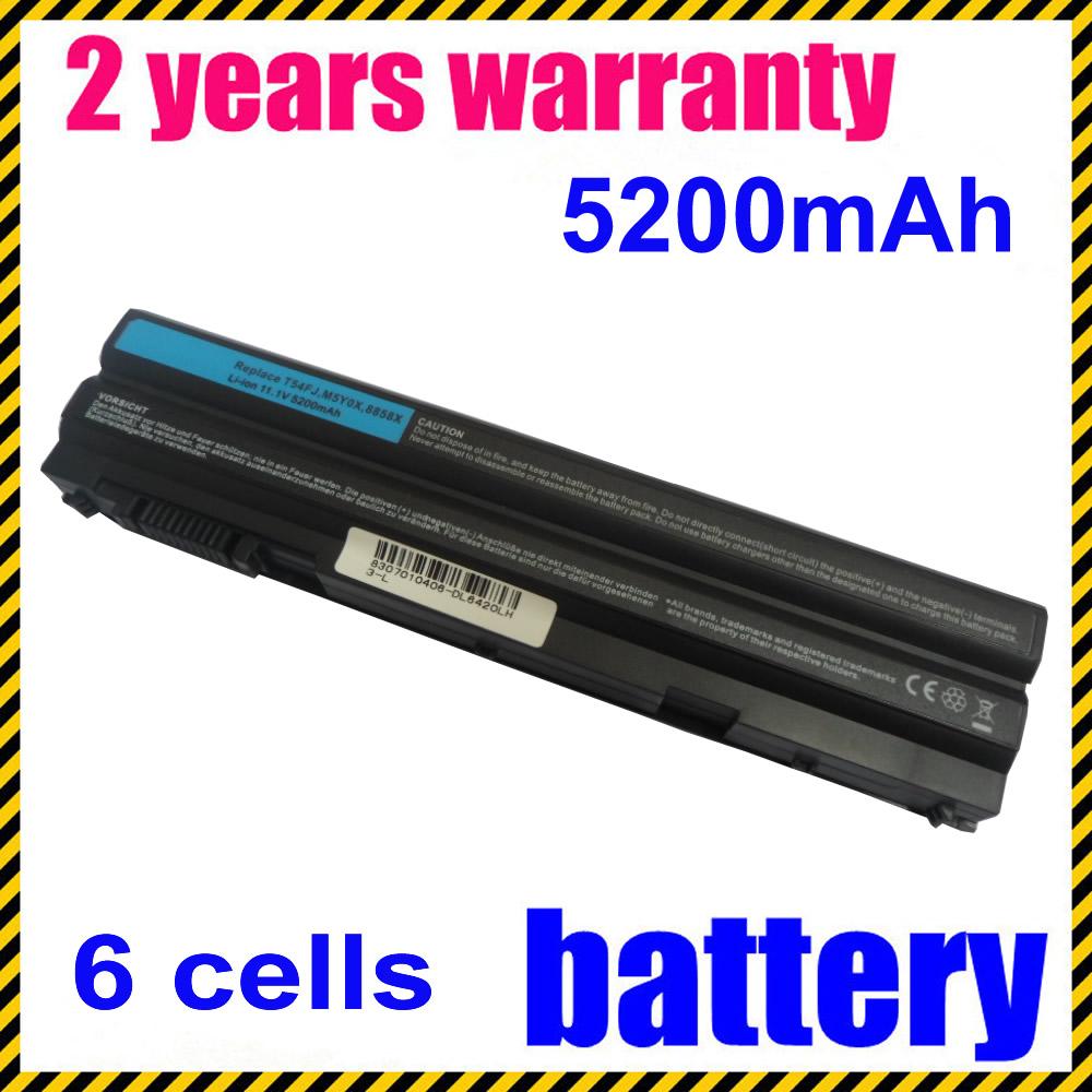 Laptop Battery For Dell 8P3YX 911MD 8858X Vostro 3460 3560 Latitude E6420 E6520 E6120<br><br>Aliexpress