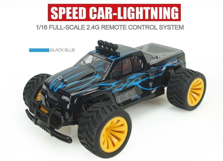 BG1502 Remote Car High Speed RC Cars 4CH 4.8V 2.4G RC Big Model Cross-Country Motorcycle Model Car