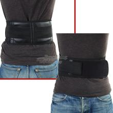 New Arrival self-heating Tourmaline Magnetic Belt Lumbar Support Brace Double Banded Adjustable Pad Wholesale