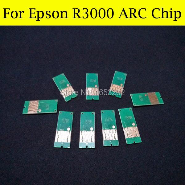EPSON R3000 arc chip 1