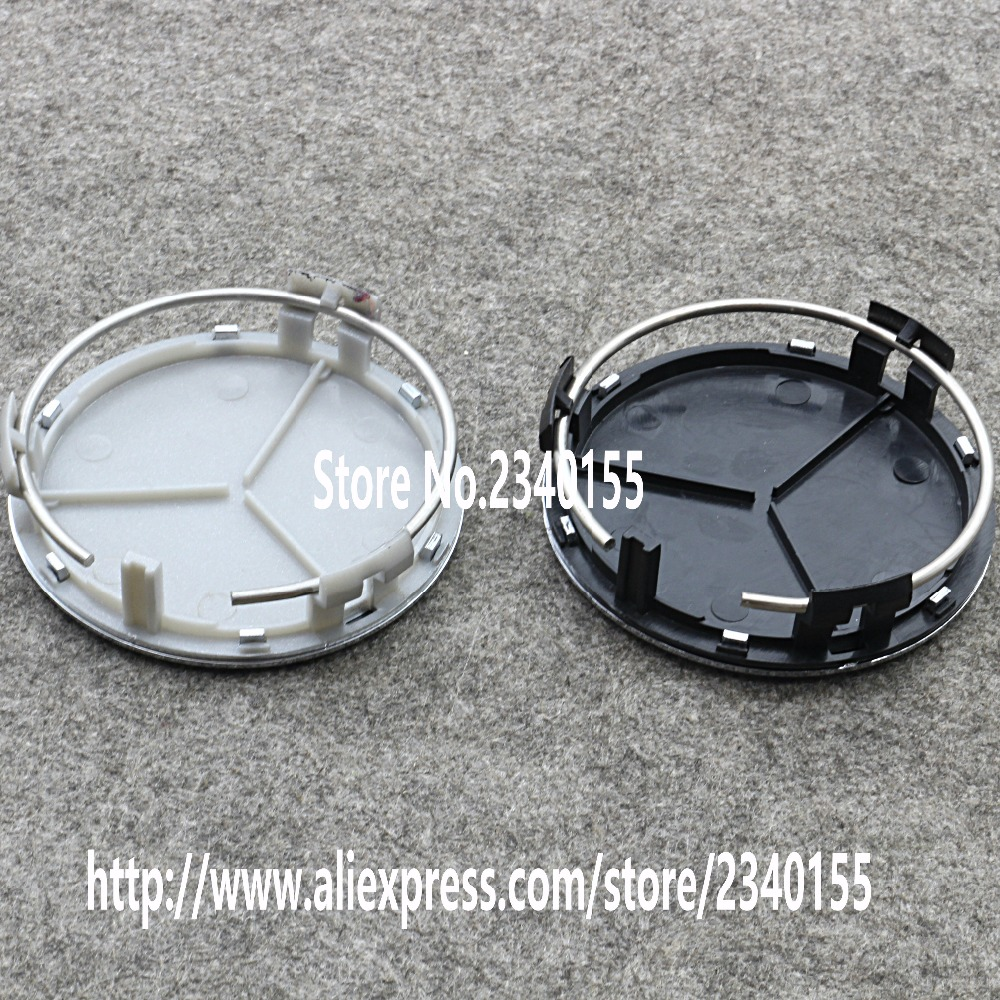 Online buy wholesale mercedes benz wheel center cap from for Mercedes benz hub caps
