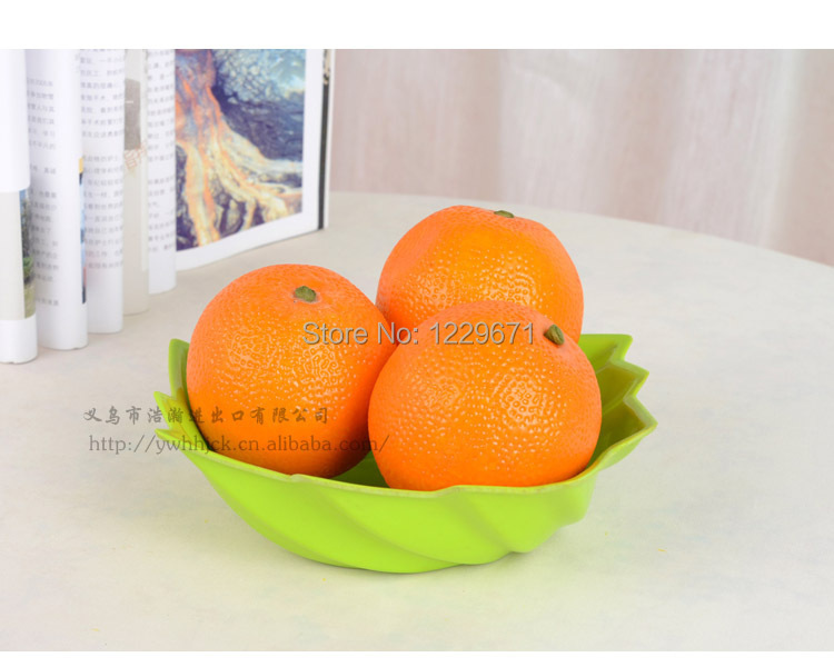 Free shipping artificial fruits for decoration fake foam for Artificial fruits for decoration