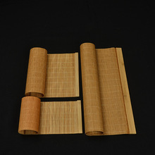 Natural bamboo mat tea tea tea accessories cup mat bamboo mat tea is the tea taking tea table