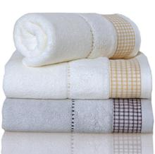76 * 34cm bamboo fiber towel adults face towel cleansing towel factory outlets(China (Mainland))