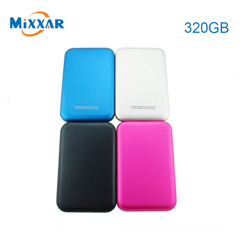 "ZK10 HDD External Hard Drive 320GB USB 3.0 Extern 2.5"" Portable F2 HDD Hard Disk Mobile Hard Disk Promotion Support 2TB laptop(China (Mainland))"