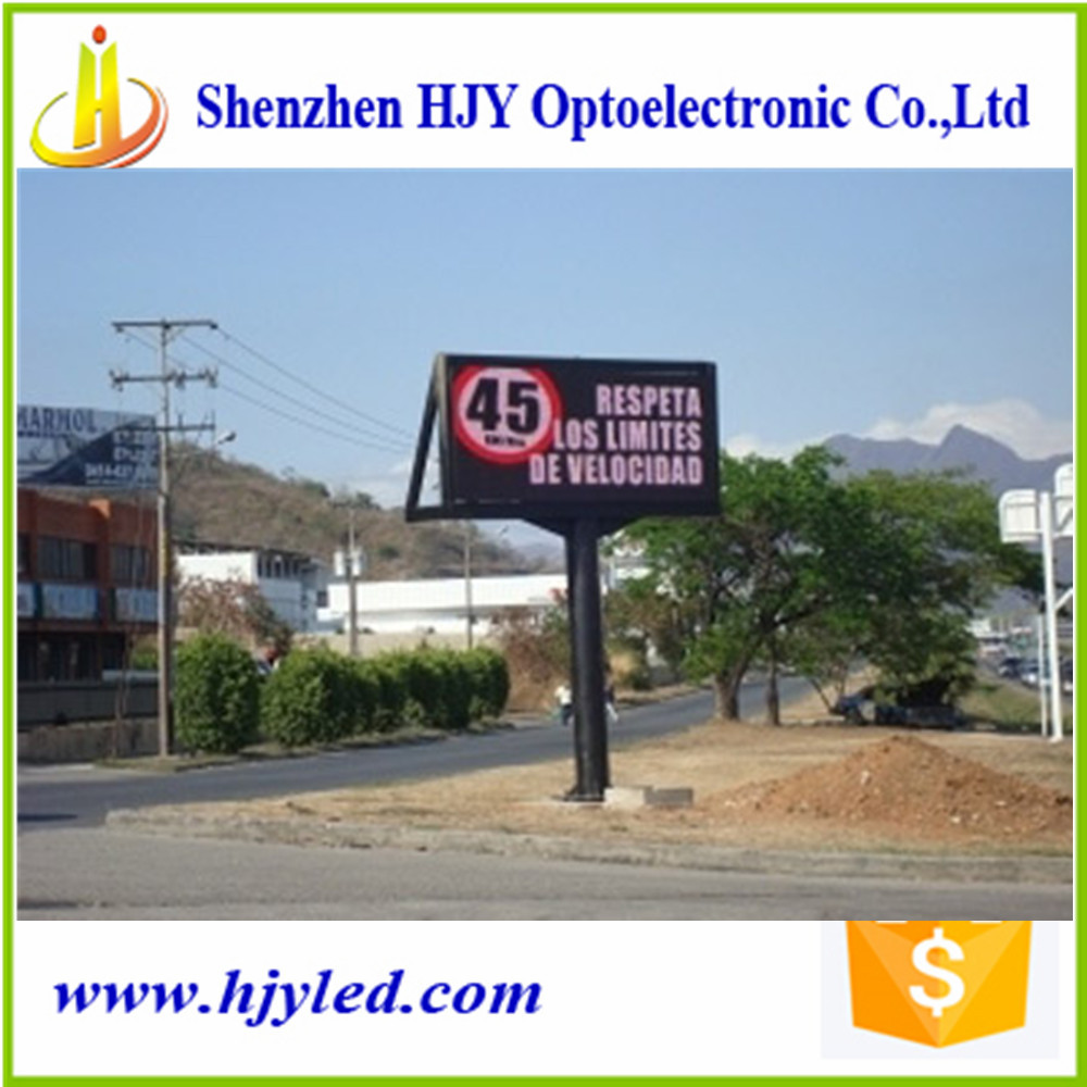 high quality P12.5 outdoor wireless led road signs(China (Mainland))
