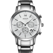 AESOP watch geneva Quartz watch watches men luxury brand sport dress business Fashion Casual watch Sapphire 9966 D