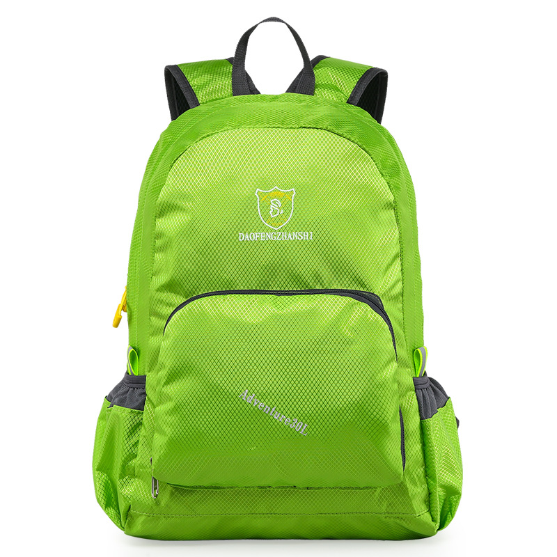 8 Colors Men Ultralight Backpack Portable Travel Hiking Camping Backpacks Outdoor Sports Waterproof Folding Backpack Bicycle Bag(China (Mainland))