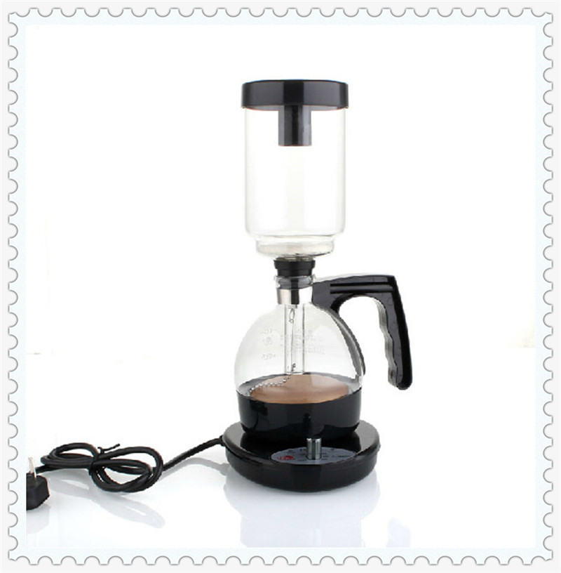 3Cup Electric Siphon Coffee Machine /Syphon Coffee Maker on Aliexpress.com Alibaba Group