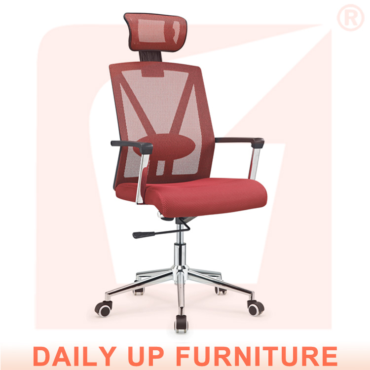 Mesh Fabric for Chair Hot Sell Swivel Chair with Head rest Mechanism Office Chair Best Sales Product(China (Mainland))