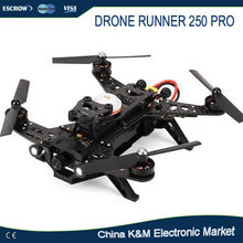 Free Shipping Walkera Runner 250 PRO mini Cross RC Drone with camera simple training FPV set