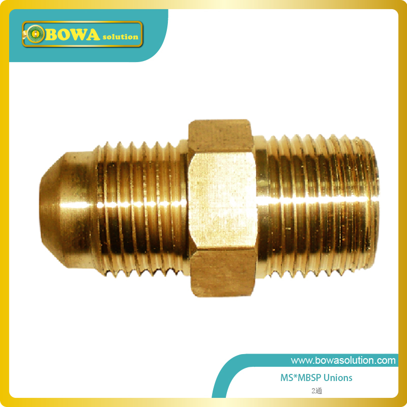 "1/4"" MFL x 1/4"" Male NPT, Brass Fitting, replacement of CO2 Regulator/CO2 Manifold/Beer Gun, Brewer Hardware(China (Mainland))"