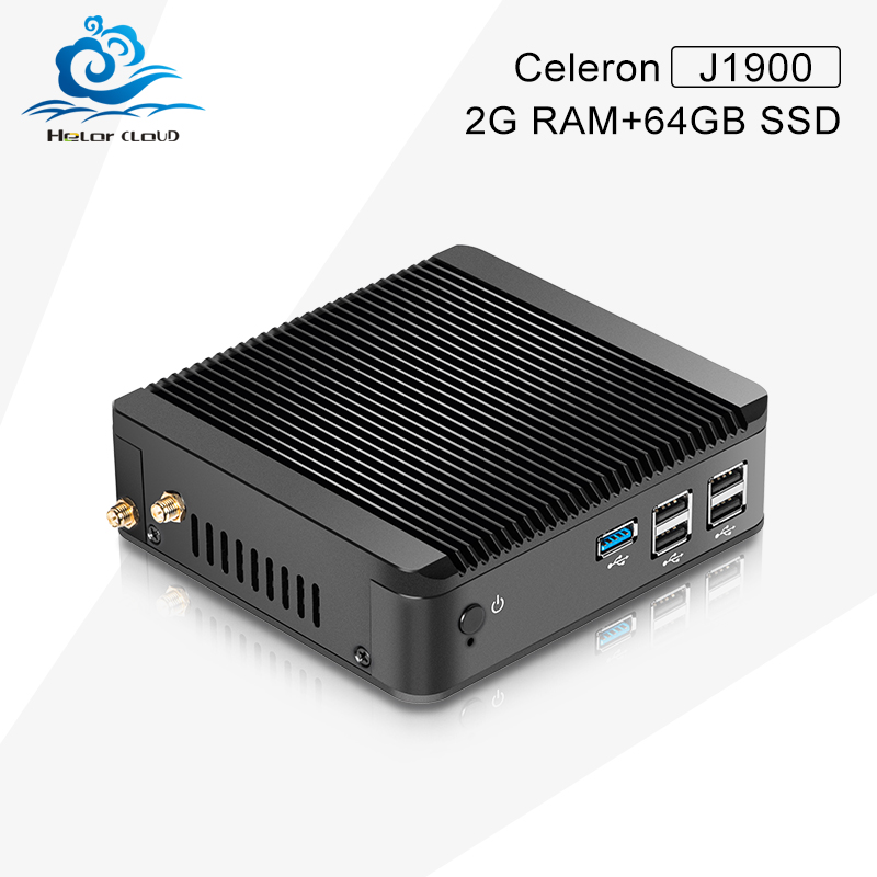 J1900 2g ram 64g ssd with wifi Desktop Computer Thin Client Support Hd Video Smallest Computer Tablet Support VGA/HDMI(China (Mainland))