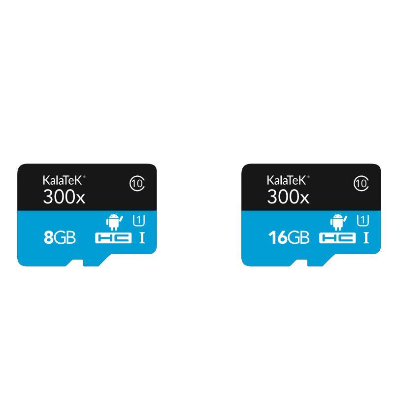 100% Real Full Genuine 16GB 8GB Micro SD TF Card KalaTeK 16g 8g Memory Flash Microsd Original with Free M2 TF Card Reader(China (Mainland))
