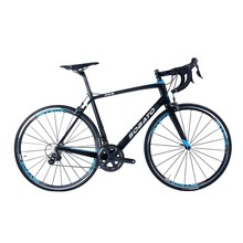 Free Shipping High Quality Complete Bike Full Carbon Road Bike Complete Bike 50mm Alloy Wheels Carbon Handlebar Seatpost(China (Mainland))