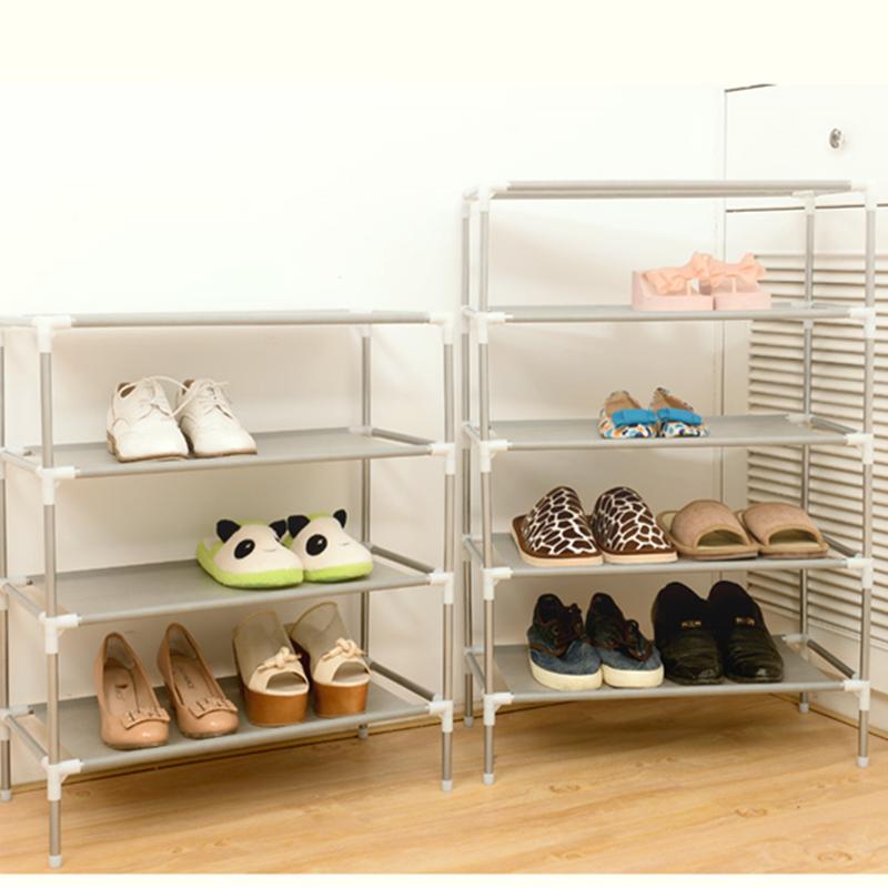 Shoe shelf cabinet promotion achetez des shoe shelf - Meuble chaussures grande capacite ...