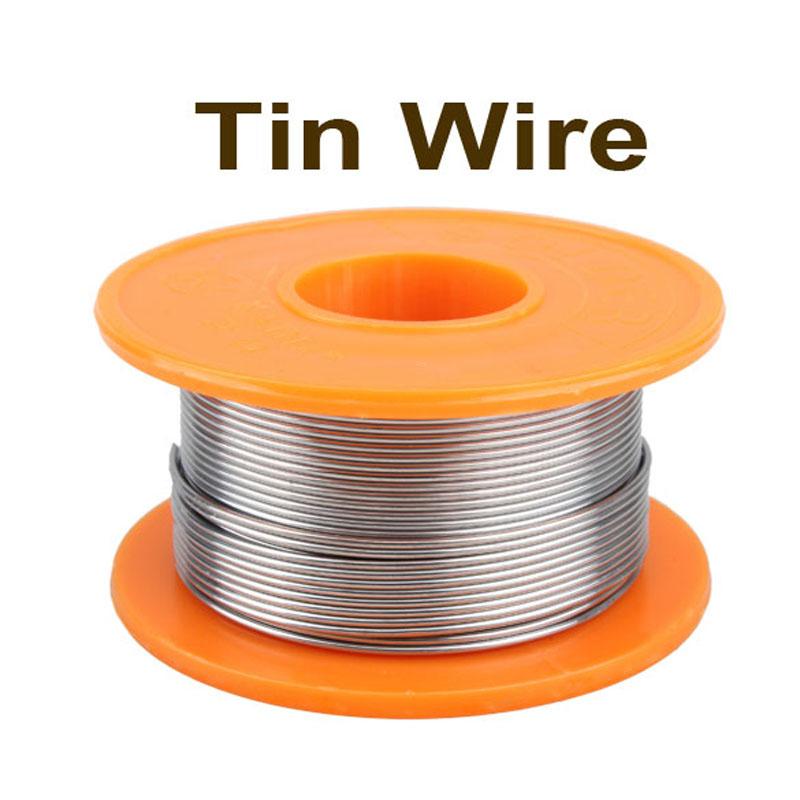 V1NF Tin Lead Solder Core Flux Soldering Welding Solder Wire Spool Reel 0.8mm  Free Shipping <br><br>Aliexpress