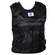 Zooboo Adjustable Weighted Vest Weight Jacket Training Exercise Fitness Equipment for Boxing Training Tennis Basketball Online(China (Mainland))