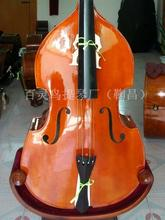 Solid wood double bass double bass musical instrument hxtq-bd21(China (Mainland))