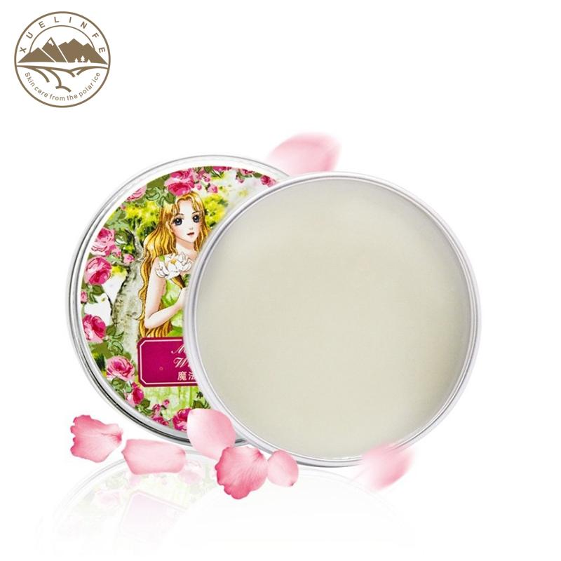 XUELINFEsolid perfume cream lady balsam perfumes 100% original women fragrances charm women Necessary 20g long-lasting fragrance(China (Mainland))
