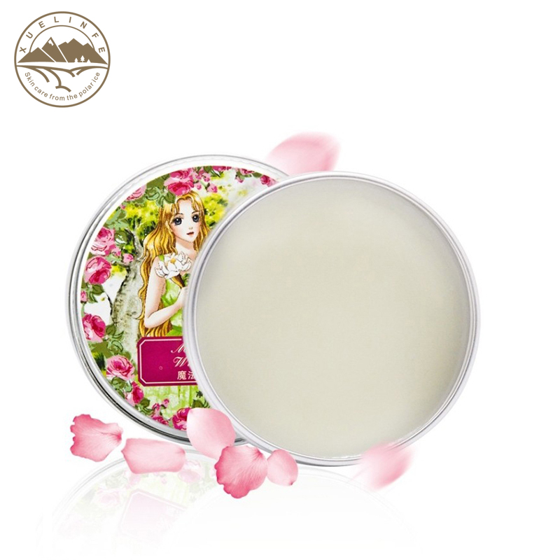 XUELINFEsolid perfume cream lady balsam perfumes 100% original women fragrances charm women Necessary 20g long-lasting fragrance(China (Mainland))
