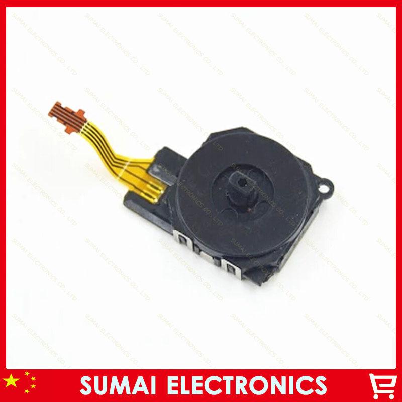 Free Shipping 5pcs/lot Original New 3D Joystick Joysticks Repair Part for PSP3000 PSP 3000 Controller(China (Mainland))