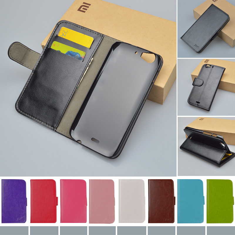 Wiko Full Fashion Wallet Stand Flip PU Leather Case Cover Book style Phone Cases J&R Brand JR-LR-C - PSS One Stop Store store