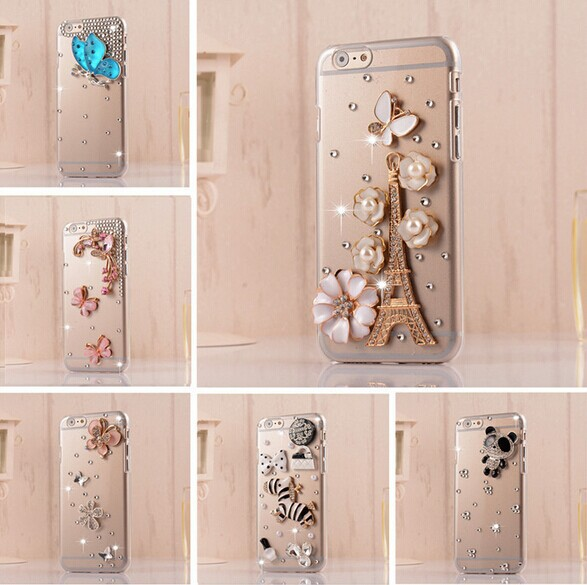 wholesale factory price 2014for ipod touch 4 bling mobile phone case(visit store for Apple all model can be customized)(China (Mainland))