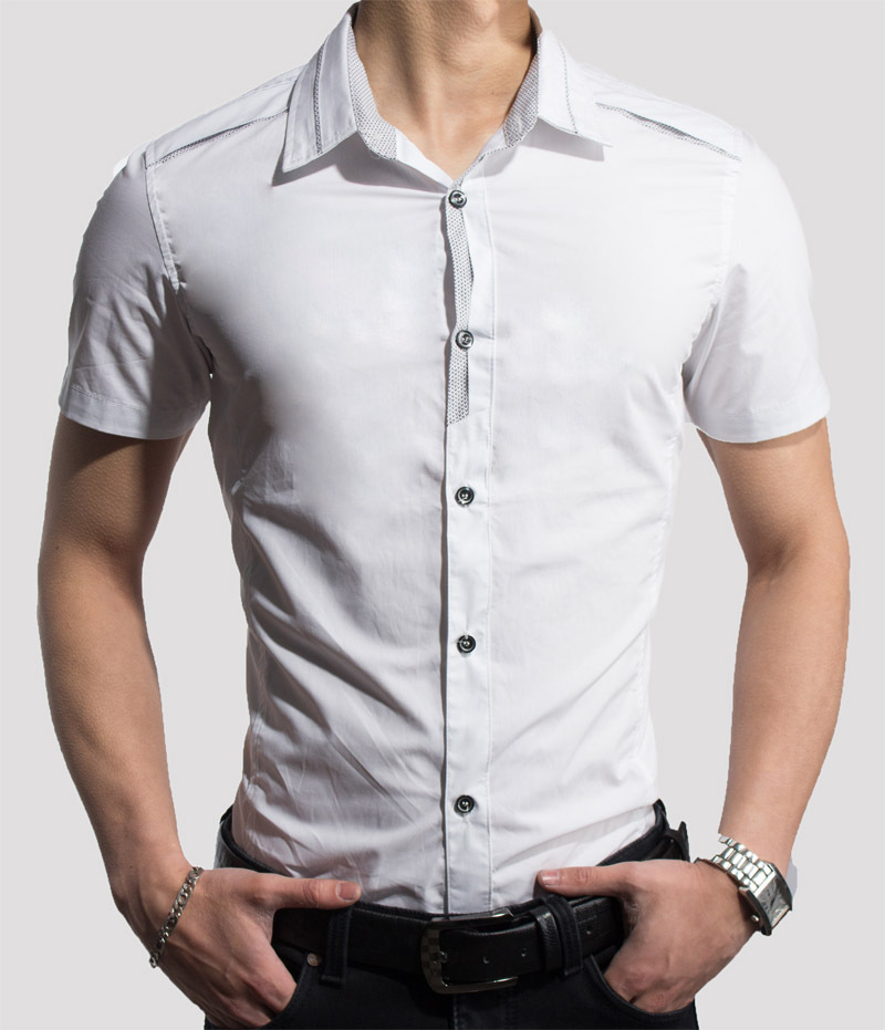 White military shirt promotion shop for promotional white for White military dress shirt