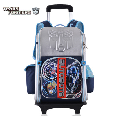 Boys Rolling Backpack